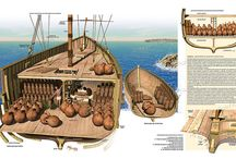 Onerarie / Navigazione commerciale nel Mediterraneo antico