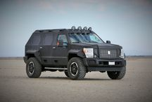 Cool SUV - Rhino GX / A custom SUV being built in Southern California.  www.usspecialtyvehicles.com