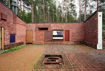 Winther and summer house