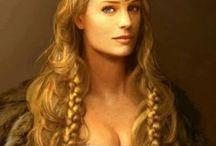 nordic słabi godz and goddesses