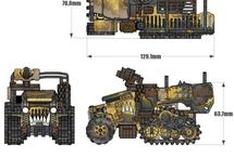 ork vehicles