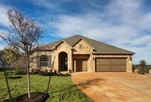 Homes in Austin / Curb appeal via Lennar.com/austin