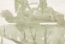 Giorgio Morandi acuarelas