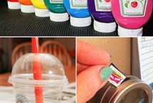 Back To School Ideas / Ways to make learning fun!