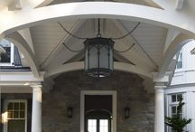 Front Arch Ideas