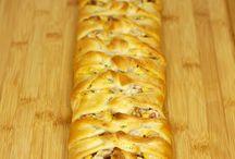 braided food