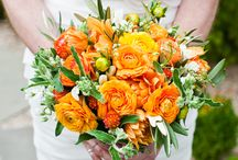 Floral Inspiration: Yellows and Oranges