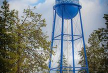 Water Towers / Water towers I have come across