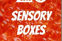 Teaching: Sensory & OT / by Joy Brown
