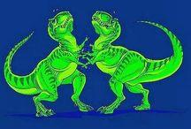 T-Rex, T-Rex, T-Rex