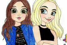 Me and mine BFF