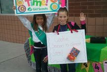 Girl Scouts / by Danielle Smith