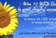 Promo !! / by Chinese-apparel.com Chinese-apparel.com