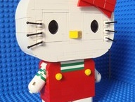 Hello Kitty / by Christi Taylor