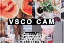 VSCO // Instagram