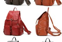 Leather Bags, Casual Backpacks and Handbags