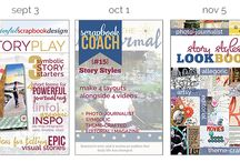 Digiscrap Podcast Picks of the Week / One place to find all our Picks of the Week / by Carrie Arick