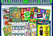 ENGLISH, YES 3! / A PACK FOR THIRD GRADERS http://eslchallenge.weebly.com/english-yes-3.html
