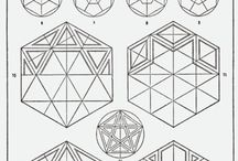 Geometry shapes design / geometry design shape graphic / by Fletcher Creat Home