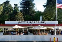Places to Eat: Napa Valley / Our favorite places to eat in the Valley from Calistoga to Napa.