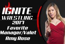 2017 IGNITE Wrestling Favorites