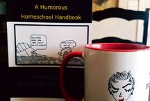 Socialize Like a Homeschooler / A humorous homeschooling handbook! Get your copy today. Laughs for the whole family! #homeschooling