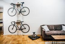 Wieszak na rower