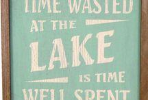 Lake Living / by Sheri Williams Hutton
