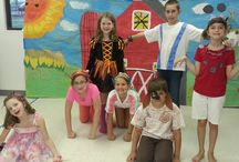 Summer Camp! Ages 3-15 / Photos from CARE Actor's theatre camps in Northern VA and Maryland!