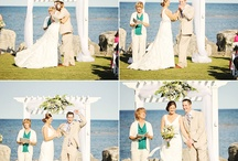 Outdoor Ceremonies / Door County Wedding Ceremonies at Gordon Lodge on North Bay