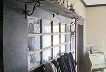 Upcycling used doors