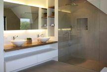 Salle de bain - Badkamer