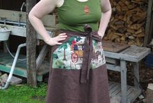 Fashion DIY: Skirts