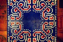 Hama beads - Piastrelle