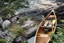 Canoe Stuff / Canoe, Kanu, Kajak, Paddelboot, Faltboot