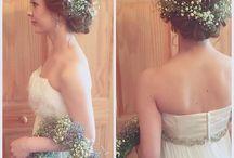 Wedding ヘアメイク