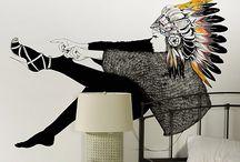 Art, Illustration and Design