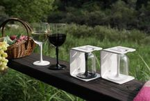 BOSO PORTABLE WINE GLASSES / BOSO, a South Korean design and manufacturing company, loves wine and they've designed one of the best portable wine glasses in the market.  Their special attention to detail is clearly shown on their product and they want everyone to enjoy wine wherever you go in style.
