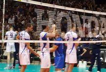 Italia-Brasile Volley / ITALIA BRASILE, Pallavolo, World League, Bologna 3 luglio 2014