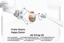 Frohe Ostern / Frohe Ostern