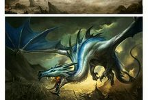 Dragons / I love Dragons. They are my lovely fantasy creatures❤