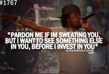 Lyrics quote