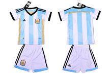 Maglie Mondiali 2014 Bambini