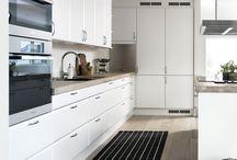 Klassiske køkkener / Inspiration til det klassiske køkken