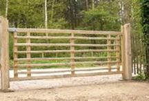 fencing gates etc