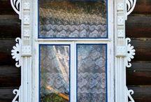 наличники на окно