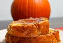 Pumpkin recipes / by Amber Lowe