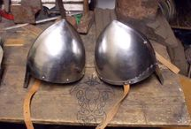 European, Eastern and other helmets before 14th century. my works