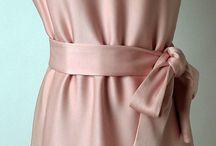 Fasjonable kjoler