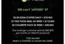 ItWorks! / by Brittany Westall